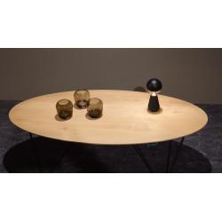 Ovaler Couchtisch Orb aus...