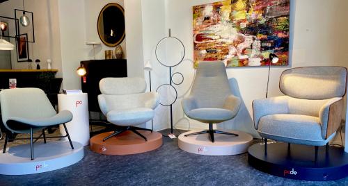 Die neuen Sessel von Pode sind bei uns angekommen!