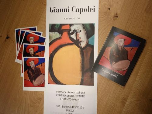 Kunstausstellung Capolei